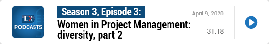 S2E3 Women in Project Management: diversity, part 2