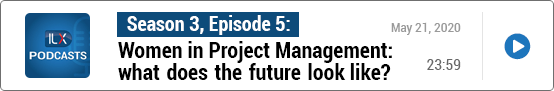 S3E5 Women in Project Management: what does the future look like?