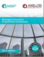 Managing Successful Programmes (MSP®) Pocketbook 2011 Edition