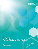 ITIL 4® Drive Stakeholder Value (DSV) book