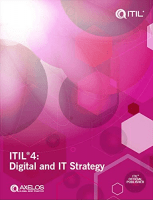ITIL® 4 Digital and IT Strategy (DITS) book