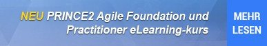New PRINCE2 Agile Foundation & Practitioner e-learning course available - find out more