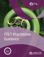 ITIL Practitioner Guidance manual