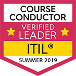 Verified Leader ITIL® - CourseConductor.com