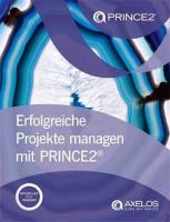 PRINCE2 2017 Manual - German