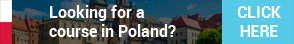 Looking for a course in Poland?